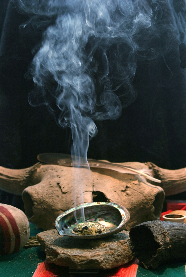 Gifts From The Creator For Man S Use The Smudging