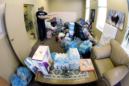 Donations received at CFWE and Windspeaker