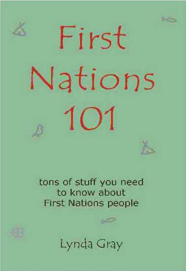 First Nations 101 book cover