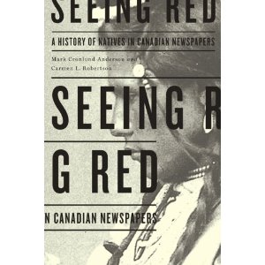 Seeing Red Book Cover