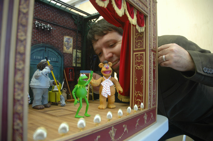Muppet Theatre Rebuild Takes Cree Man Back To Childhood