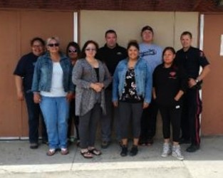 Blood Tribe Police Service and the Blood Tribe Prescription Drug Project