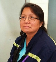 Grassy Narrows First Nation Clan Mother Judy Da Silva