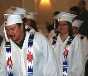 Some of the most recent graduates from programs offered at Nechi Institute