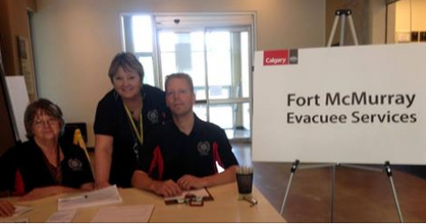 Calgary is prepared for fire evacuees