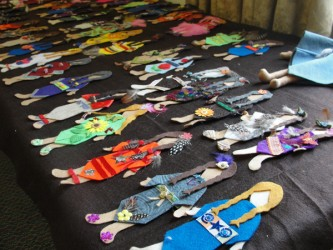 "NWAC's ""Faceless Doll Project:"""