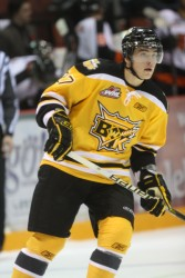 Michael Ferland, who toils for the Brandon Wheat Kings, has been drafted by the