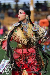 2015 Frog Lake Canadian Classic Powwow - by Sandra Crowfoot